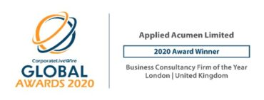 2020 Global Consultancy Winners