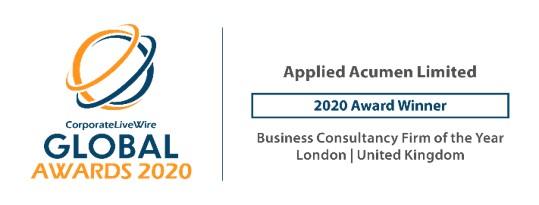 2020 Global Consultancy Winners